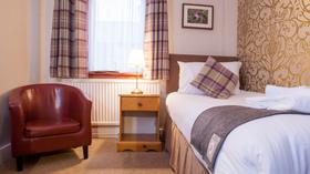 Single rooms available at our Hotel in Torridon