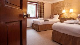 Economy rooms available at the Kinlochewe Hotel in Torridon